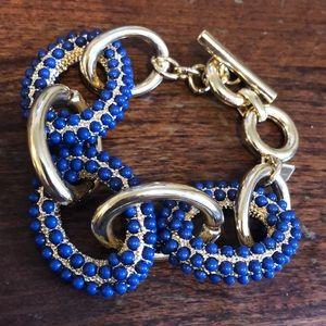 Banana Republic Gold Chain Bracelet